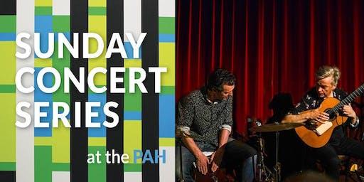 Sunday Concert Series: Isla Flamenca