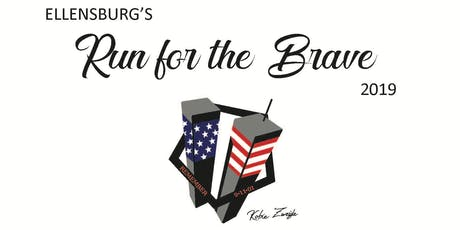 Ellensburg's Run for the Brave 2019 tickets
