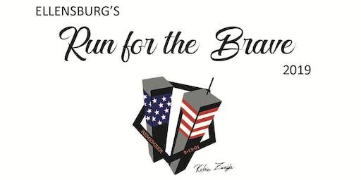 Ellensburg's Run for the Brave 2019