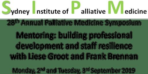 28th Annual Palliative Medicine Symposium 2019