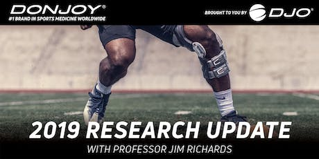 2019 Research Update with Professor Jim Richards | Auckland tickets