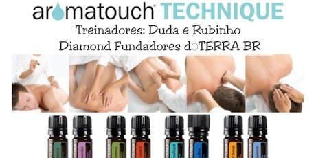 Aromatouch Technique ingressos