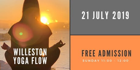 Willeston Yoga Flow | FREE Sunday 21st July 2019 tickets