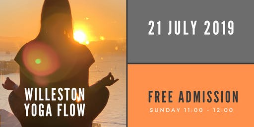 Willeston Yoga Flow | FREE Sunday 21st July 2019