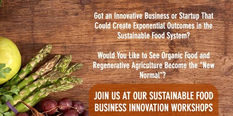 Sustainable Food Business Innovation Workshop -  Grafton NSW tickets