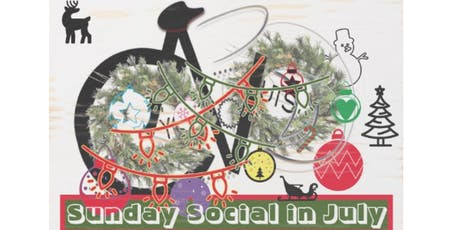 Sunday Social in July - Hohoho! - 23 mile bikeway tour - Grove City, OH tickets