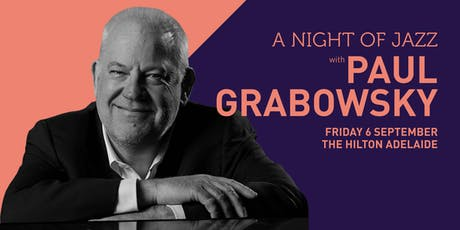 A Night of Jazz with Paul Grabowsky tickets