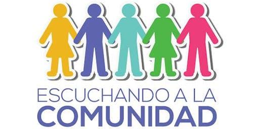 Latino Community Conversation w/ Craig Littles