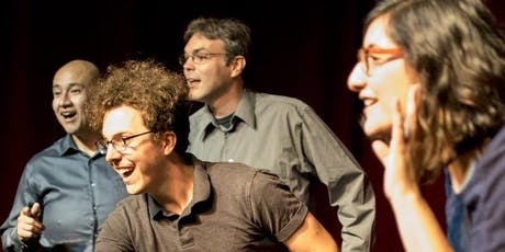 "Level 4 Improv ""Advanced Scene Work""(8 Week Session) tickets"