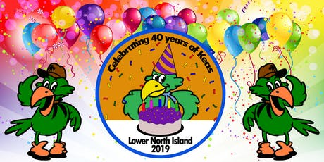 LNI 40th Kea Birthday celebration tickets