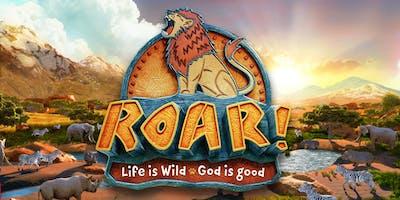 Summer Vacation Bible School: Roar!