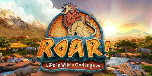 Summer Vacation Bible School: Roar!