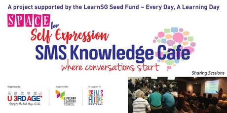 SMS (Seniors-Meet-Seniors) Knowledge Cafe #70 Introducing E-payment to the Senior Generation tickets