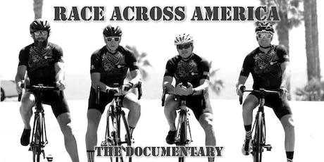 Race Across America - The Documentary tickets