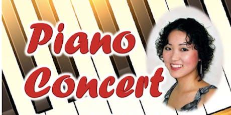 Jun Asai Piano Concert tickets