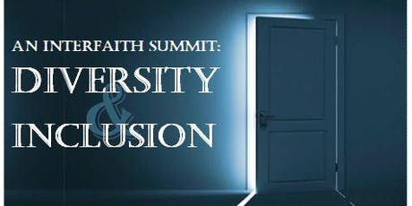 Interfaith Summit: Diversity & Inclusion tickets