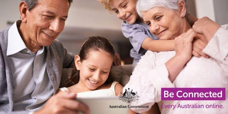 Be Connected: Stay Safe Online - Noarlunga Library tickets