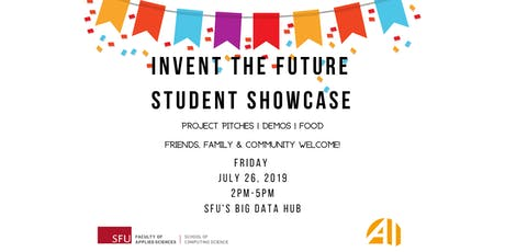 Invent the Future Student Showcase tickets