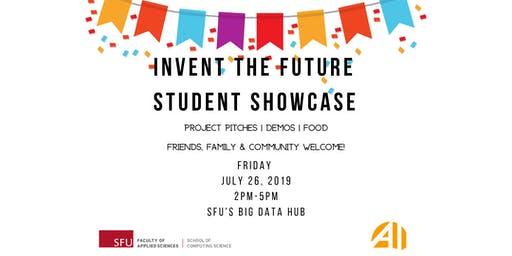 Invent the Future Student Showcase