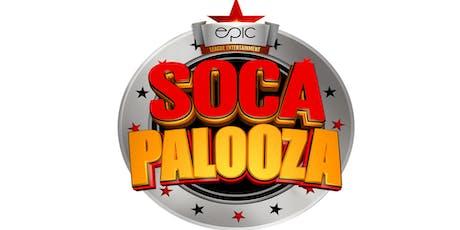 Soca Palooza D.C. Open Bar Until Midnight at Karma **August 16th** tickets