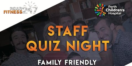 Perth Children's Hospital- Roar Team Quiz Night tickets