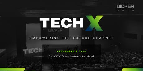 TECHX19 tickets