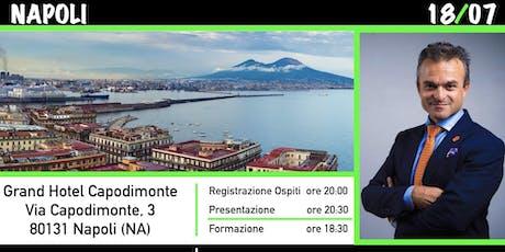 NAPOLI: THE CHALLENGE Tickets