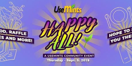 HappyAll!: UseMints Community Event tickets