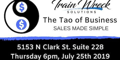 The Tao of Business - The Benefits of Being -A Self Sustaining Organization tickets