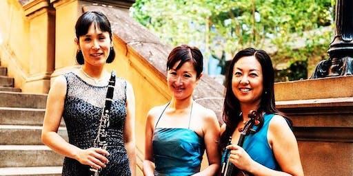 Friday Music presents The Mirabella Trio