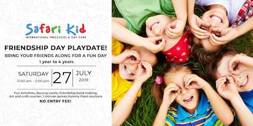 Friendship Day PlayDate- Safari Kid HSR