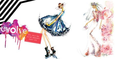 EVOLVE - Fashion Figure Illustration Workshop tickets