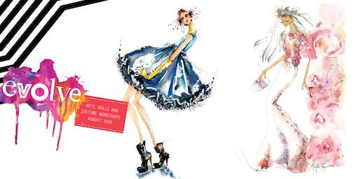 EVOLVE - Fashion Figure Illustration Workshop