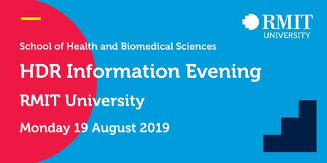 HDR Information Evening tickets