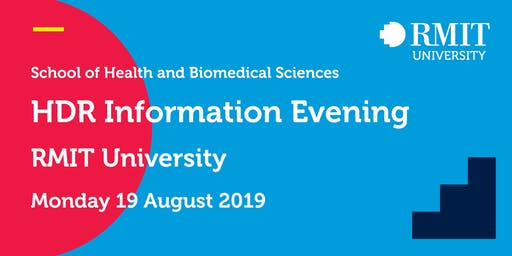HDR Information Evening