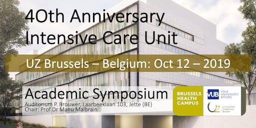 40th Anniversary Academic Symposium