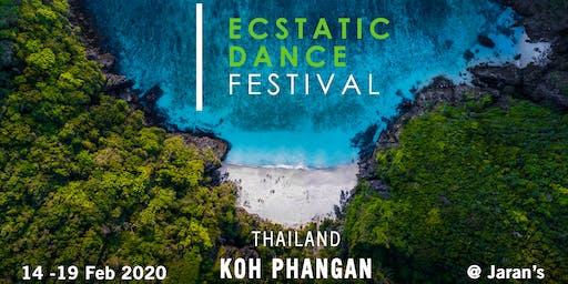 Ecstatic Dance Festival - Koh Phangan, Thailand