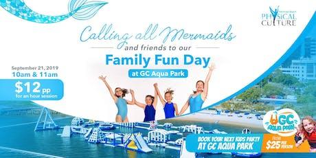 Mermaid Family Fun Day tickets