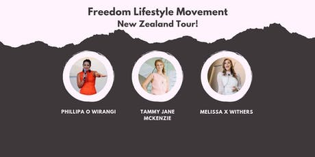 Freedom Lifestyle Movement - Nelson  tickets