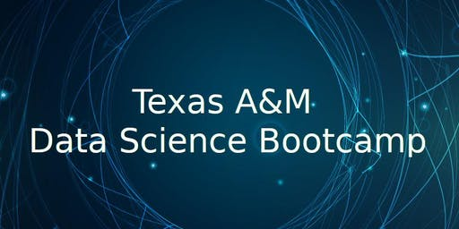 Texas A&M Data Science Bootcamp