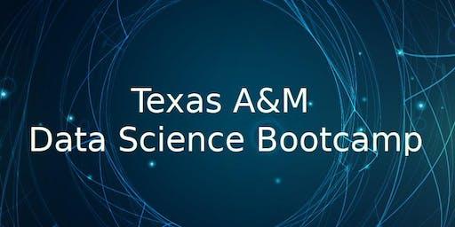 Texas A&M Data Science Bootcamp