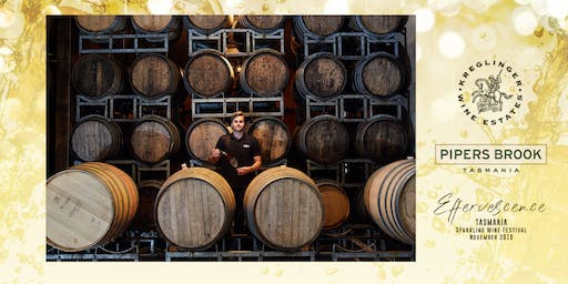 Meet the Maker - Pipers Brook - Effervescence Tasmania 2019