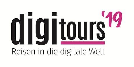 Digitours Regensburg Tickets