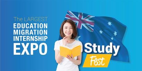 AUG Brisbane StudyFest EXPO 2019 tickets
