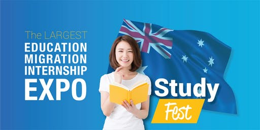 AUG Perth Education, Migration and Internship EXPO 2019 | AUG留学,移民,实习教育展