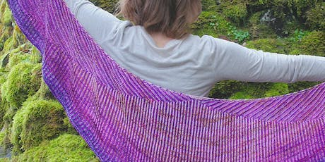 Moonrise Brioche Shawl tickets