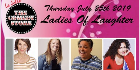 Ladies of Laughter - 8pm tickets