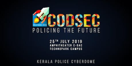 CODSEC-2019 | Tech Conference tickets