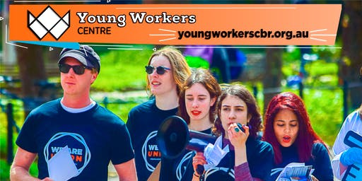 ANU Bush Week Market Day - Young Workers Centre stall