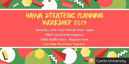 HAWA Strategic Planning Workshop